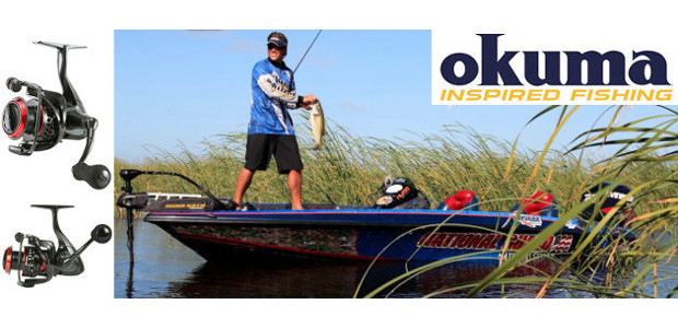NEW CEYMAR SPINNING REELS MAKE PREMIERE FEATURES ACCESSIBLE TO ALL ANGLERS www.okumafishingusa.com PINTEREST   FLICKR   YOUTUBE   FACEBOOK   TWITTER ONTARIO, CA: Okuma Fishing Tackle understands that the more […]