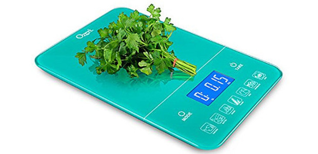 Ozeri Touch III 22 lb (10 kg) Digital Kitchen Scale with Calorie Counter in Tempered Glass, Teal Blue Buy Now @ www.amazon.co.uk/Ozeri-Digital-Kitchen-Calorie-Tempered/dp/B01FGRKA74/ref=sr_1_1?ie=UTF8&qid Built-in calorie counter helps you calculate and track […]