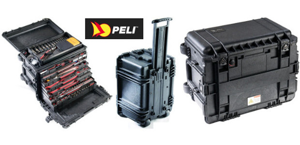 www.peli.com FACEBOOK | TWITTER The 0450 Tool Chest as standard comes with 6 shallow drawers, 1 deep drawer and a top tray. If you'd like to buy a customised combination […]