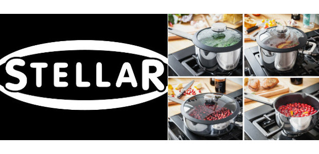 "STAY COOL FROM STELLAR COOKWARE Stay Cool, the New Cookware range from Stellar www.stellarcookware.co.uk ""Very well made, with important design and function details which assist with cooking, delighted to recommend […]"
