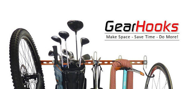"GearHooks® save space, store and display all your sports, leisure and hobby gear at home, in the garage, shed or office! ""A superb range of products, very easy to install […]"