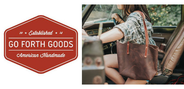 Go Forth Goods. A leather goods company located in Marietta GA. www.goforthgoods.com INSTAGRAM | FACEBOOK | TWITTER Products made with the highest quality full grain leather, solid brass hardware and […]