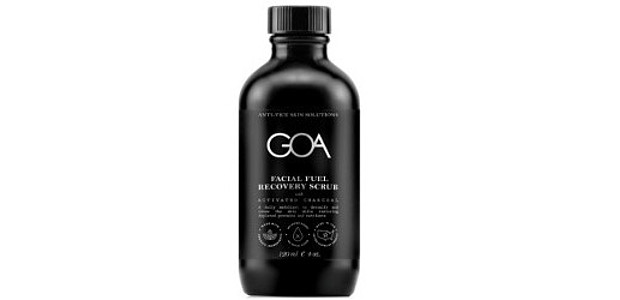GOA . Facial Fuel Recovery Scrub www.goaskincare.com FACEBOOK An exfoliant to detoxify and renew the skin while replenishing depleted proteins  and nutrients.    Formulated for all skin […]