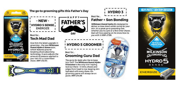 For tech mad dads and dads who like to keep trim, Wilkinson Sword is a go to for gift ideas this Father's Day. buy.wilkinson-sword.co.uk FACEBOOK | TWITTER | INSTAGRAM The […]