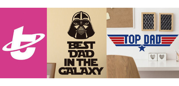 You will find a sticker on www.tenstickers.co.uk that will be perfect as a fun quality gift this Father's Day! They are so cool! FACEBOOK   TWITTER   GOOGLE+   PINTEREST […]