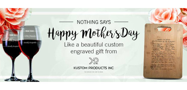 Such a tremendously thoughtful gift for Mother's Day USA & they have so many other items for all occasions! www.kustomproductsinc.com FACEBOOK | INSTAGRAM | PINTEREST | YOUTUBE A family recipe […]