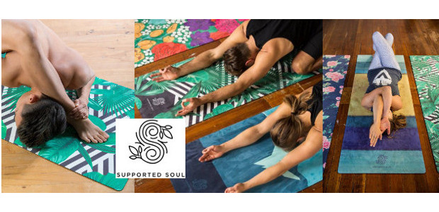 Feel the warmth of the Sun and decompress with these very luxurious and beautiful yoga mats from Supported Soul. www.supportedsoul.com FACEBOOK | INSTAGRAM A CANADIAN LUXURY BRAND WHERE STYLE AND […]