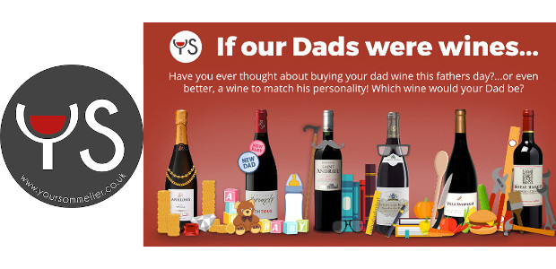 How to choose a wine based on your Dad's personality this Father's Day www.yoursommelier.co.uk FACEBOOK | TWITTER | GOOGLE+ | INSTAGRAM Two top wine enthusiasts have come up with a list […]