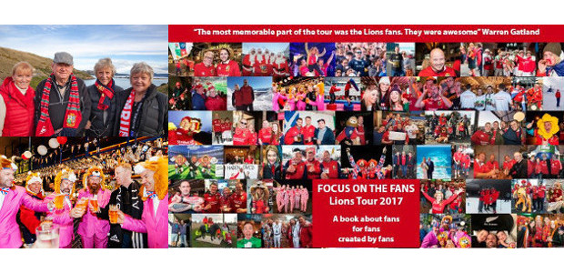 'FOCUS ON THE FANS: Lions Tour 2017' BOOK NOW AVAILABLE by author Ken Skehan, on www.focusonthefans.com Raising money for Rugby Charities FACEBOOK | TWITTER About this time last year more […]
