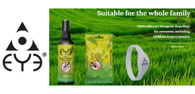 EYE. Practical Products that effectively overcome impediments to full enjoyment outdoors such as , mosquitos, sand & dust, drying after swimming, The EYE range is now part of so many […]