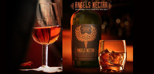 Angels' Nectar Blended Malt Scotch Whiskywww.angelsnectar.co.uk FACEBOOK | TWITTER | BLOG Inspired by the Angels' share (that's the colourful name given to the whisky lost to evaporation during maturation), our […]