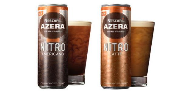 NESCAFÉ AZERA LAUNCH NITRO SERIOUSLY SMOOTH COFFEE IN A CAN This June, NESCAFÉ Azera launches Nitro; a super-smooth, nitrogen-infused coffee in a can. Available in Americano or Latte, Nescafé Azera […]