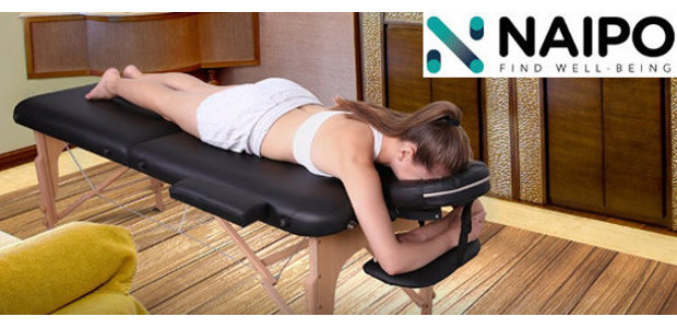 Are You Setting Up Home Beauty or Post Fitness Rehabilitation Facilities for home massage and physio! Naipo Massage Table Bed Chair Beauty Couch 2-Section Portable Deluxe Lightweight Professional Foldable with […]
