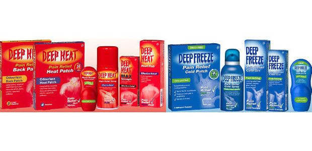 Make Sure you fully enjoy your holidays this year with DEEP FREEZE & DEEP HEAT products which are so portable and effective on the go! Deep Heat & Deep Freeze […]
