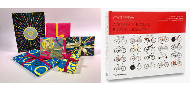CYCLEPEDIA: Gift Wrap Book & CYCLEPEDIA: a celebration of the best bicycles designed over the past 90 years. www.thamesandhudson.com TWITTER | FACEBOOK | PINTEREST | INSTAGRAM CYCLEPEDIA: Gift Wrap Book 9780500420928 […]