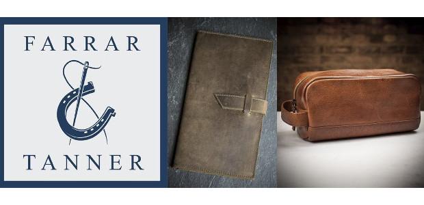 Farrar & Tanner… A bespoke range of Luggage & Travel Accessories. Made to the highest quality ! www.farrar-tanner.co.uk FACEBOOK | TWITTER | PINTEREST | INSTAGRAM | BLOG Farrar & Tanner […]