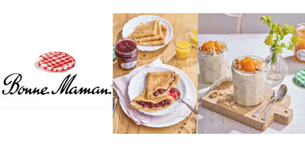 Introducing New Breakfast Compotes Bring breakfast to life with three deliciously natural fruit toppings for cereals … www.bonnemaman.co.uk FACEBOOK Lighter and juicier than a jam or marmalade, new Bonne Maman […]