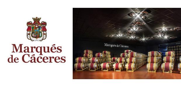Marqués de Cáceres. CRIANZA 2014. D.O.Ca. RIOJA ! www.marquesdecaceres.com INSTAGRAM | FACEBOOK | TWITTER GRAPE VARIETIES 85% Tempranillo, 10% Garnacha tinta, 5% Graciano WINEMAKERS, TRADITIONAL RANGE WINES Fernando Costa, Emilio […]