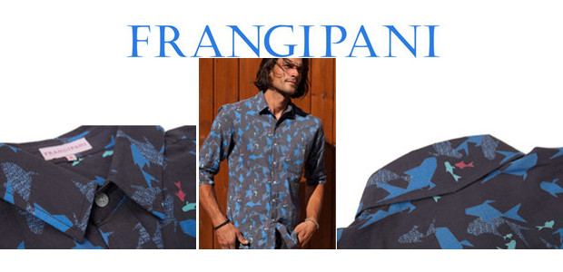 FRANGIPANI ANNOUNCES ITS EXCLUSIVE COLLABORATION WITH THE BLUE MARINE FOUNDATION TO CREATE AWARENESS OF WORLD OCEANS DAYwww.frangipani-style.com FACEBOOK   TWITTER   INSTAGRAM Frangipani shirts (www.frangipani-style.com) are delighted to announce their […]