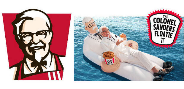 KFC MAKES A SPLASH WITH NEW COLONEL-SHAPED POOL FLOATIE TO CRISP UP YOUR SUMMER, AND HE'LL EVEN HOLD YOUR BUCKET OF CHICKEN AND A BEVERAGE Float into summer by entering […]