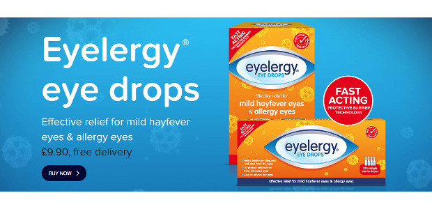 Staying Hay fever free, combating hay fever symptoms during the summer and whilst on your holidays.  www.eyelergy.co.uk Hay fever is one of the UK's most common allergic conditions, affecting around […]