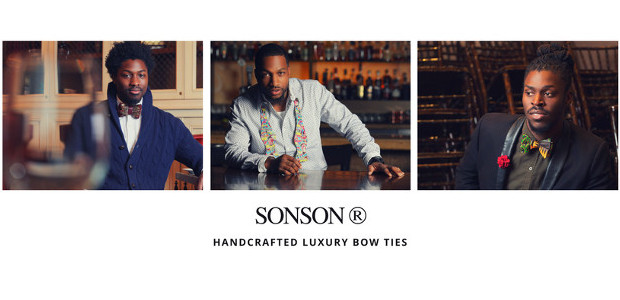 SONSON® is the first luxury bow tie brand dedicated to fathers and sons. www.sonson.com TWITTER   FACEBOOK   PINTEREST   INSTAGRAM   YOUTUBE Specializing in leather bow ties,SONSON® accessories are […]