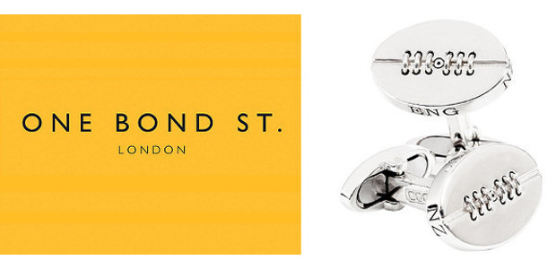 One Bond Street. Select, stylish apothecary of men's items. www.onebondstreet.com Unique and stylish World Cup Rugby Cufflinks for Father's Day The most unique and stylish sterling silver rugby cufflinks with all […]