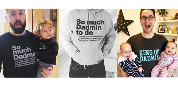 Dadmin Celebrates all the jobs Dads do with a range of stylish products and gifts so you can do your Dadmin with pride! www.dadminstore.com Unique gifts for Dads FACEBOOK | INSTAGRAM What […]