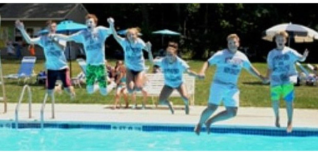 13th Annual Hannaford Swim Challenge Sunday, July 15, 2018 9 AM – 2 PM Bernardsville Community Pool Please bring a chair Find out more at :- www.kevinhannaford.org/news