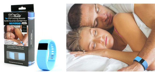 Do you or a loved one snore! Consider this Wearable Technology product >> SNOREBUSTER Smart Snore Stopper Device – Stops Snoring Permanently – A Better Snore Aid Than Mouthpiece Chin […]