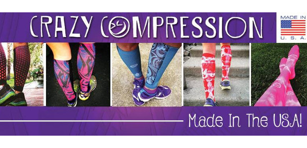 NORTH CAROLINA COMPRESSION SOCK MANUFACTURER TRANSFORMS HOW PEOPLE VIEW SOCKS www.crazycompression.com FACEBOOK | INSTAGRAM | TWITTER | PINTEREST Crazy Compression Reshapes Industry by Marrying Fashion and Function Hickory, North Carolina […]