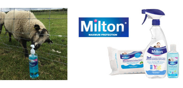 Get ready for the great outdoors this summer with Milton, the UK's number one sterilising and hygiene expert. From camping to holidays abroad, staycations, and long lazy summer days out, […]
