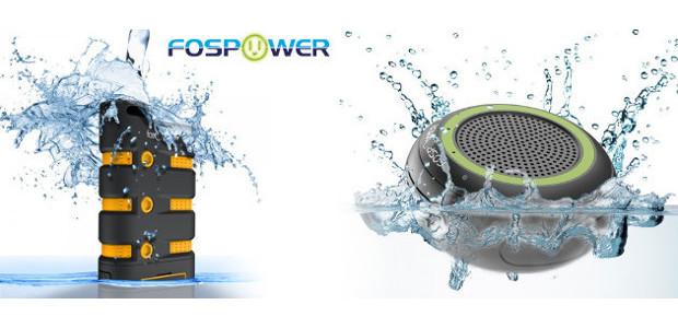 Fospower! USB Power Bank & Waterproof Bluetooth speaker! Made For Outdoors! Enjoy the Summer! www.fospower.com FACEBOOK | TWITTER| GOOGLE+ | YOUTUBE | INSTAGRAM FosPower PowerActive USB Power Bank Charging our […]