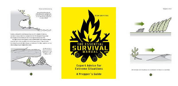THE ESSENTIAL SURVIVAL MANUAL Author Kenneth Griffiths. Dealing with life and death situations in a practical way with rationality / knowledge / understanding and utilizing the habitat. Fire-lighting, shelter-building, water-collection….. […]
