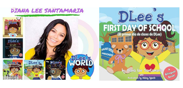 First Day of School is a very beneficial book for children going back to school, especially those ages 3-5, by Diana Lee Santamaria. www.dleesworld.com FACEBOOK | INSTAGRAM | TWITTER | […]