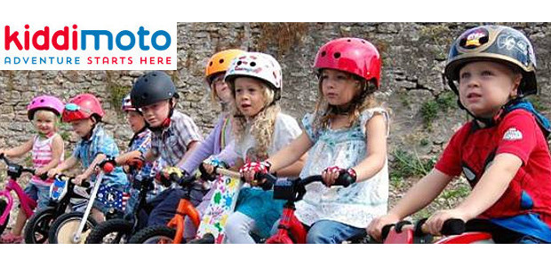 Kiddimoto helmets! So stylish and high quality and most importantly giving superb protection! For kids who are cycling/scooting to school! What a great range!www.kiddimoto.co.uk FACEBOOK | TWITTER | YOUTUBE Kiddimoto […]