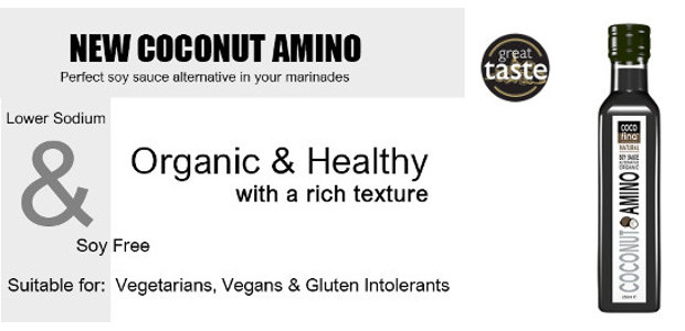 Cocofina Organic Coconut Amino – Alternative to Soy Sauce 250ml on Amazon! this blog post contains an instructional video on how to use this substance! Simply use it instead of […]