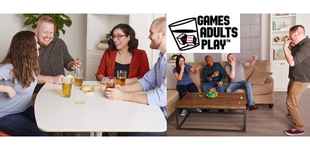 Sip It & tossed salad! Games for Adults! So Much fun! www.gamesadultsplay.us FACEBOOK | TWITTER | INSTAGRAM | YOUTUBE Sip It Goliath Games have a new drinking game called Sip It! […]