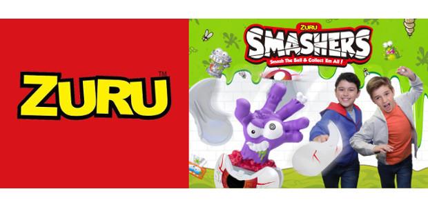 ZURU SMASHERS! Smash The Ball & Collect'Em all ! >>www.zuru.com FACEBOOK | INSTAGRAM | YOUTUBE | TWITTER | PINTEREST | LINKEDIN ZURU, the global award-winning toy manufacturer, offers a range […]
