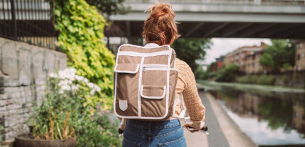 Goodordering design highly functional bags that you can carry on or off a bike, and their mini range of bags is perfect for back to school season. www.goodordering.com FACEBOOK | […]