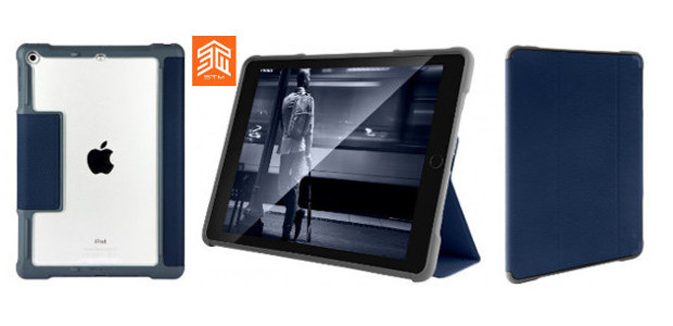 Make sure your iPad is protected when you head off to uni – the STM Dux provides military protection having passed the US military drop spec test.  www.stmgoods.com FACEBOOK | […]