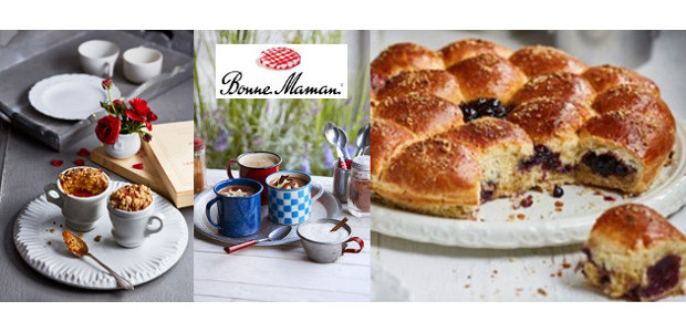 Bonne Maman Autumn recipes! TEAR AND SHARE BRIOCHE! COSY DRINKS! APRICOT & ORANGE MUESLI MUFFINS! >> www.bonnemaman.co.uk FACEBOOK COSY DRINKS (SERVES 2)   Hot caramel chocolate Ingredients: 450ml semi-skimmed milk 4 […]