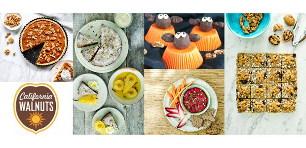 New Recipes from California walnuts – Halloween Party Recipes, Seasonal October Fruit and Veg Recipes >>  californiawalnuts.uk FACEBOOK | TWITTER | INSTAGRAM | PINTEREST Beetroot, California Walnut and Sour Cream Dip […]