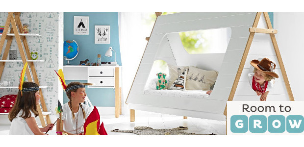 Room to Grow, a British Children's bedroom furniture and accessories retailer who's products make great gifts for childrens rooms.www.roomtogrow.co.uk Below are just a few examples of their wonderful produce! PINTEREST […]