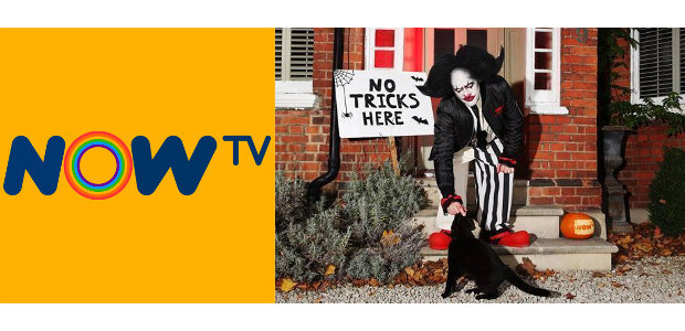 "No Clowning Around NOW TV offers Brits the ultimate ""Do Not Disturb"" service this Halloween This Halloween, streaming service NOW TV launches a 'Clowncer' service, offering Brits a creepy clown […]"