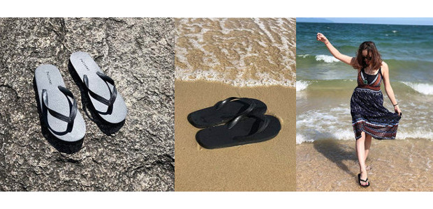 Eco-Freindly/Prop65 Tested: Made with Environmental Synthetic Material.Normal smell. Firm&Sturdy: Embedded System Design for the upper with adding extra pad under middle of the thong,No felling apart problem,durable slipper. See more […]