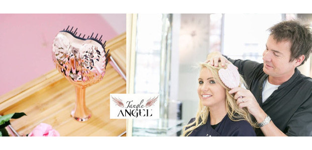 Get Perfect Hair Free Hair For Christmas! Tangle ANGEL. Precious! PINK… HEAT RESISTANT * ANTI STATIC * WATER RESISTANT * ANTIBACTERIAL >> www.tangleangel.com … by royal & celebrity hairdresser Richard […]