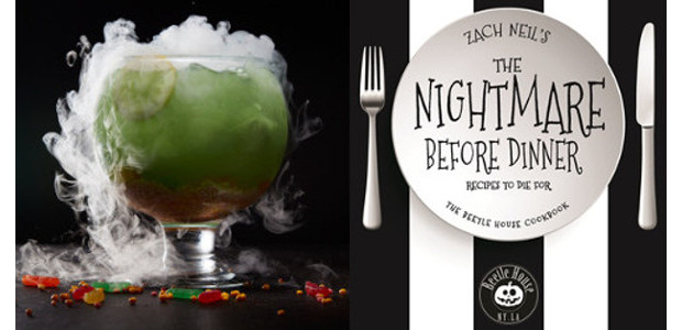"Get your goth on with 60+ recipes from Beetle House restaurant, where ""every day is Halloween"" and guests indulge in a deadly delicious menu inspired by the works of Tim […]"
