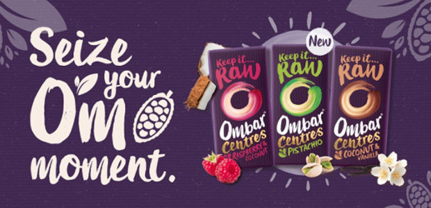 Made with raw, organic Ecuadorian cacao, unrefined coconut sugar and real juicy fruits, every Ombar is packed full of goodness and deliciousness.www.ombar.co.uk (National Chocolate Week 10-15th October!) TWITTER | FACEBOOK […]