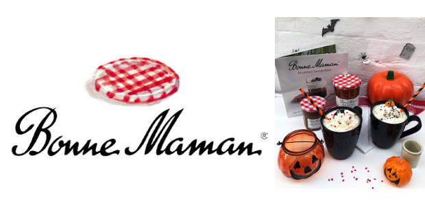 Bonne Maman Halloween Cosy Drinks recipe. www.bonnemaman.co.uk FACEBOOK If you're looking for some spookily fun treats for your little Ghouls this Halloween, why not serve these cosy drinks to warm […]